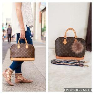 🎀🍀STUNNING🍀🎀 Louis Vuitton Alma PM